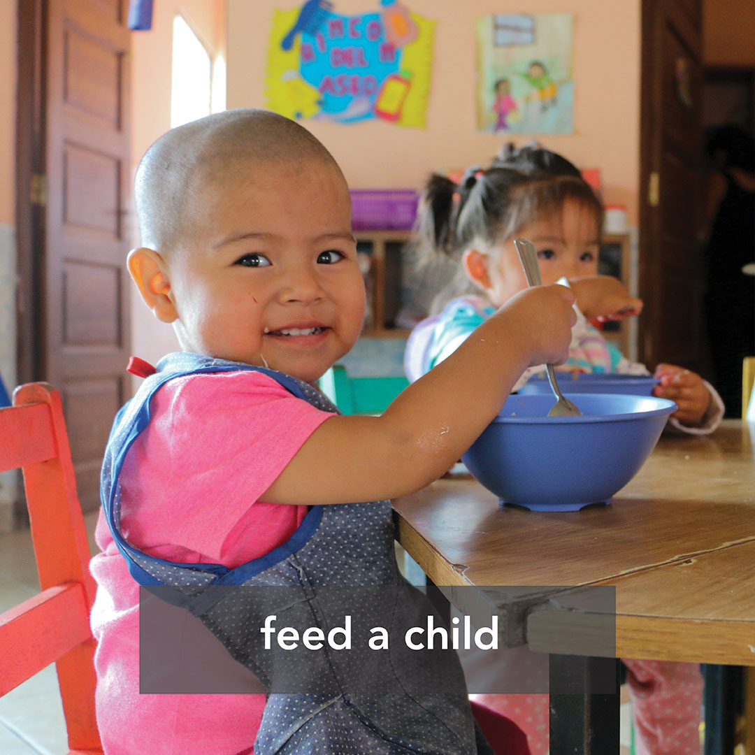 Feed a child